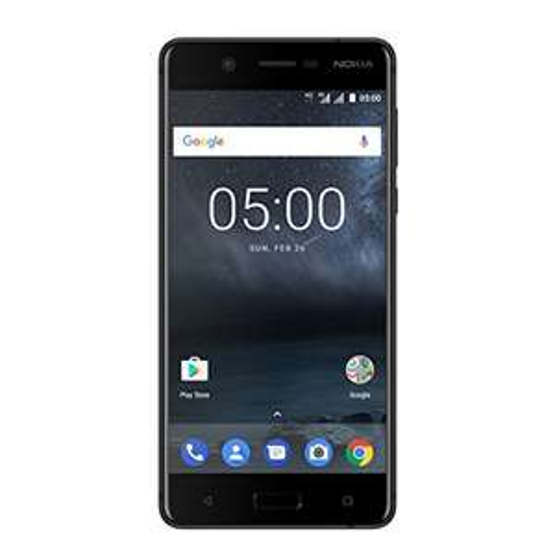 Amazon.de: Nokia 5 (schwarz/blau/silber/kupfer) um je 150,25€