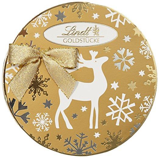 Amazon: 20% beim Kauf von 5 Weihnachtsschokolade-Artikeln (v.a. Lindt)