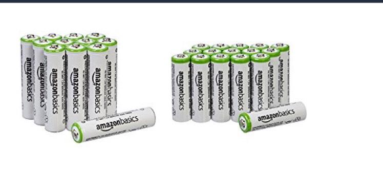 BESTPREIS!!! 28 Akku Batterien (16xAA, 12xAAA)