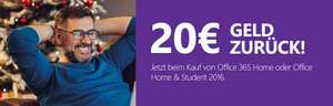 [0815.at] Microsoft Office Cashback 20€ retour