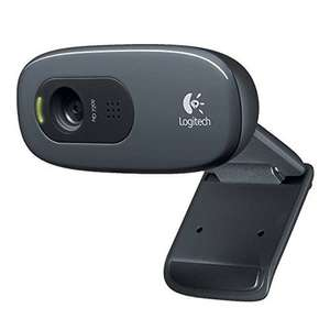 Logitech C270 HD Webcam (720p) um 15 € - Bestpreis
