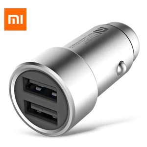 [Gearbest] Original Xiaomi Fast Charging Car Charger Metal Style um 5,12€