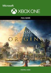 Assassins Creed Origins (Xbox One Digital Code) + Assassin's Creed: Unity (Xbox One Digital Code)