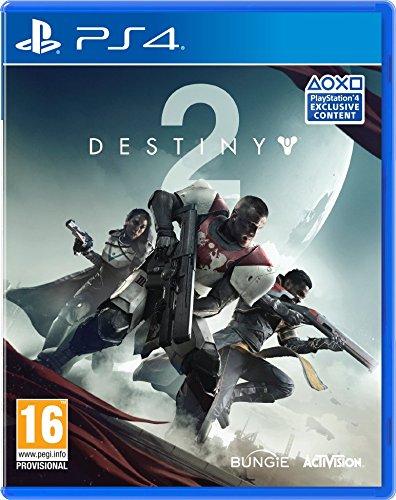 Amazon.co.uk: Destiny 2 für PS4 / Xbox One um je 25,81€