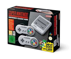 Amazon.fr - SNES Mini Classic um 80,88€