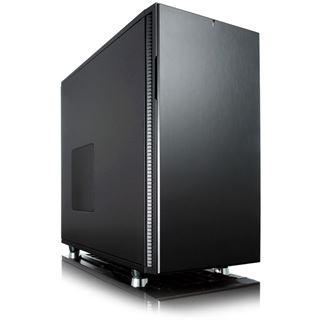 Versandkostenfrei: Fractal Design Define R5 Blackout Edition gedämmt Midi Tower ohne Netzteil schwarz