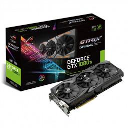 ASUS  GeForce GTX 1080 Ti STRIX 11G Gaming, 11264 MB GDDR5X