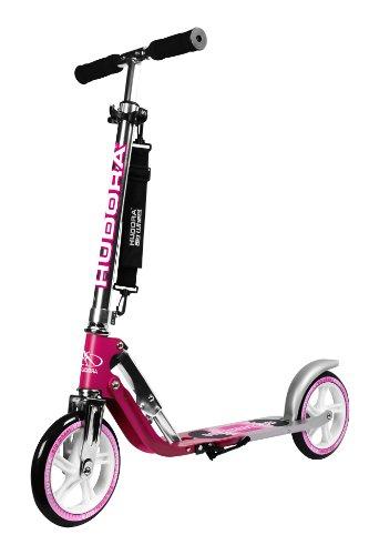 [Amazon] HUDORA Big Wheel Scooter 205, klappbar - magenta 43,56 € / grün 52,43 € / türkis 49,40 €