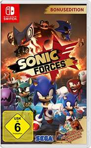 Sonic Forces Day One Edition [Nintendo Switch]
