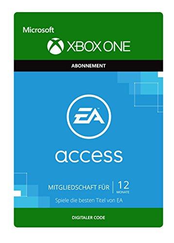 12 Monate EA Access um 19,99 statt 24,99