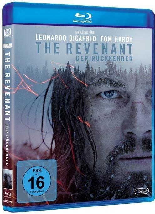 The Revenant [Blu-ray] für 7,29€ +1€ Gutschein für den Video Store [Amazon]