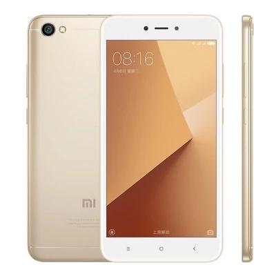 [Gearbest] Xiaomi Redmi Note 5A 2GB / 16GB mit Band 20 grau für 81,11 € / gold inkl. Band 20 für 80,32 € statt 101,20 € / 116,20 €