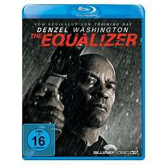 The Equalizer [Blu-ray] für 5€ (Amazon)