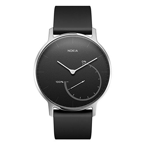 Nokia Steel - Fitnessuhr Armbanduhr