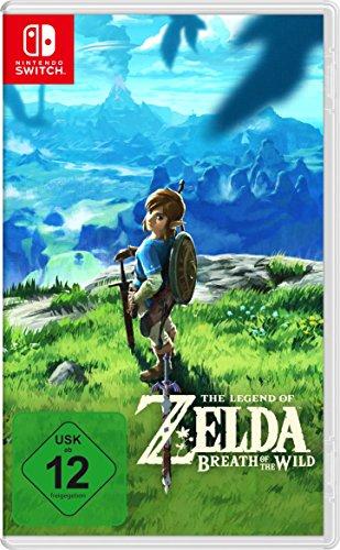 The Legend of Zelda: Breath of the Wild (Switch) für 44,00€ (Amazon)