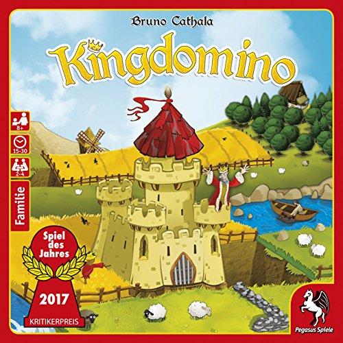 Kingdomino - Spiel des Jahres 2017