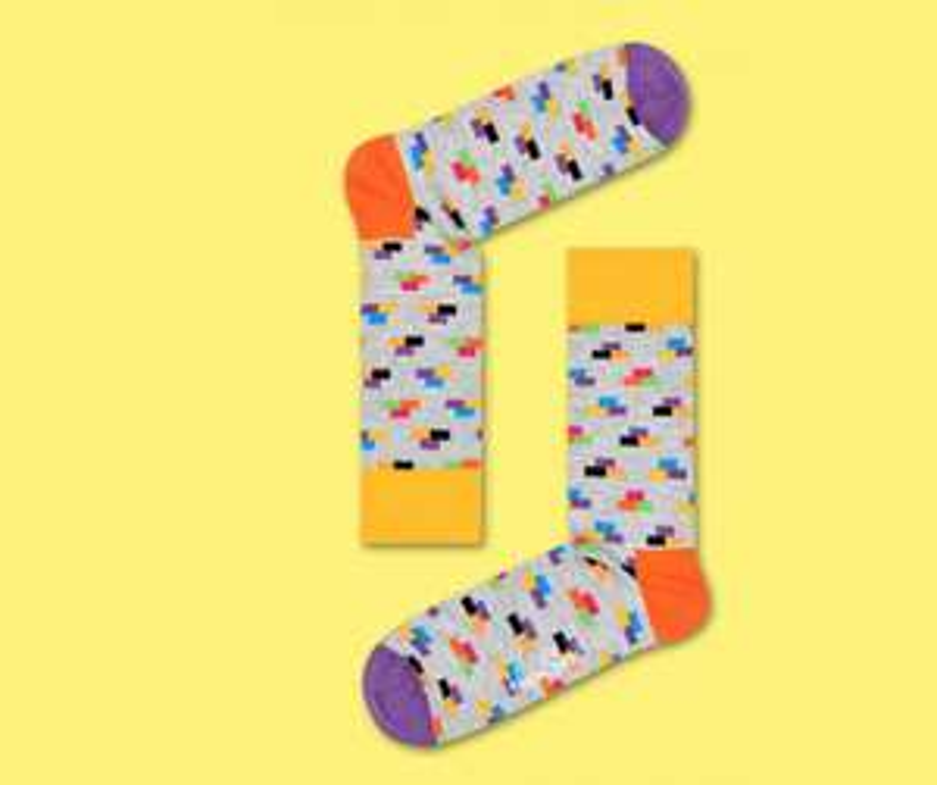 -30% + Gratis Versand bei Happy Socks