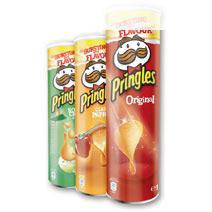Penny Pringles ab 3 Packungen nur je € 1,32.- Do 28.12.17