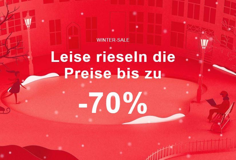Zalando: Leise rieseln die Preise bis zu -70%