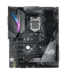 Amazon Prime: ASUS ROG Strix Z370-F Gaming Mainboard Sockel 1151 (ATX, Intel Z370, Coffeelake) für 161,59€