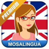 Englisch lernen und sprechen mit MosaLingua (Premium) kostenlos statt 5,49 [iOS] [Android]