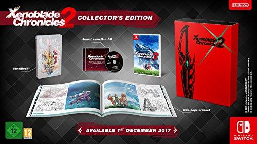 Xenoblade Chronicles 2 - Collector's Edition jetzt bei amazon zum günstigen Preis