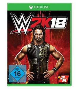 [amazon.de] WWE 2K18 - Standard Edition - [Xbox One]