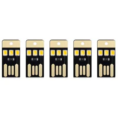 [Gearbest] USB Mini Lampe für 0,17 €