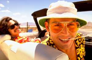 [Amazon Prime] Fear and Loathing in Las Vegas [Blu-ray] für 5,54€