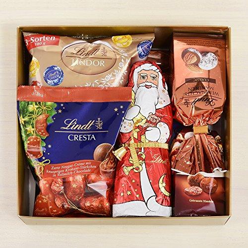 Die Lindt Weihnachtsbox ist wieder da - 50% reduziert