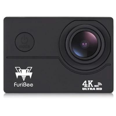 [Gearbest] FuriBee F60 4K WiFi Action Camera für 20,60 € bzw. 21,88 € inkl. Shipping Insurance statt 40,72 €