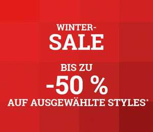 Abercrombie & Fitch Winter Sale bis -50 %