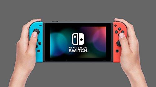 Nintendo Switch Konsole Neon-Rot/Neon-Blau für 297,00€ ( Bestpreis) Preisvergleich ab 305,10€