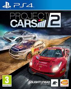 [Amazon] Project Cars 2 (PS4) UK