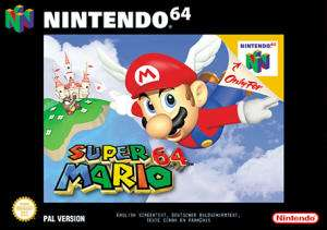 Super Mario 64 (Wii U) für 4,99€ (eShop AT)