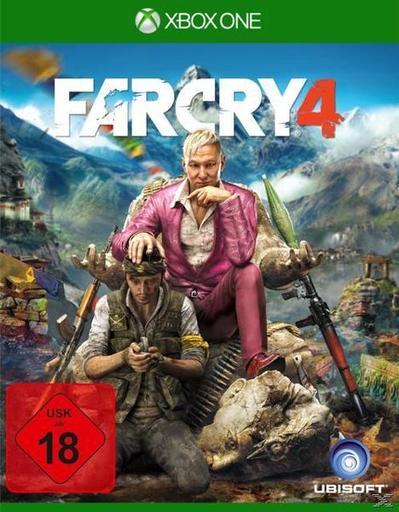 Farcry 4 für Xbox One