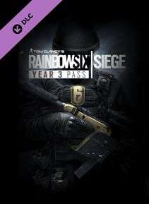 Tom Clancy's Rainbow Six: Siege -Year 3 Pass ​- 21,99 €