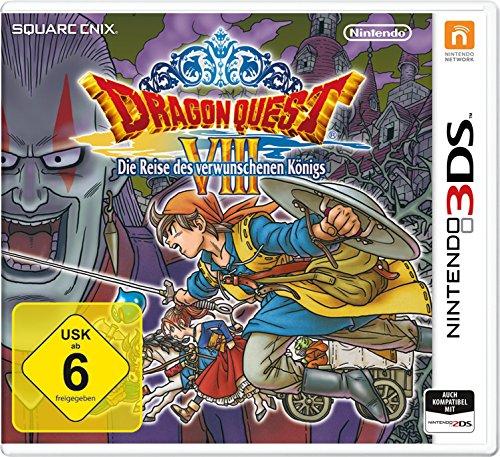 Dragon Quest VIII: Die Reise des verwunschenen Königs - Nintendo 3ds