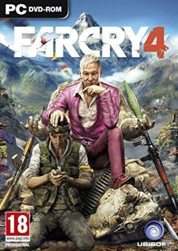 [LIBRO] Far Cry 4 für PC für 1€ + mehr