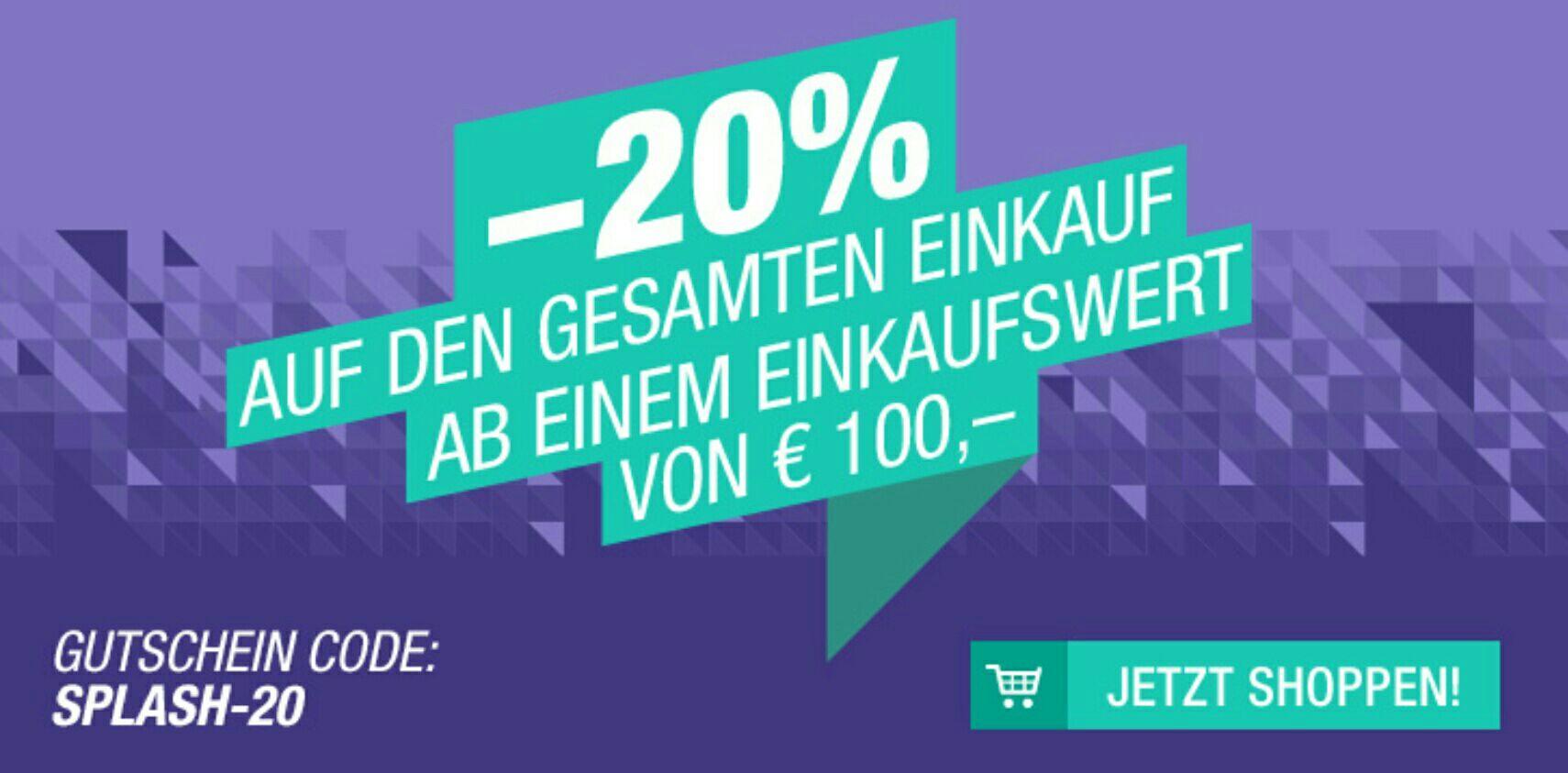 -20% beim Hervis online