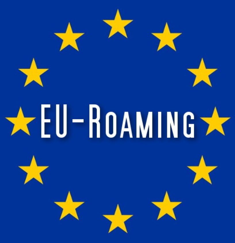(Info) EU-Roaming 2018 - Datenvolumen +22% erhöht