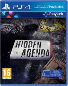 Amazon Prime: Hidden Agenda (PlayStation 4) für 14,41€