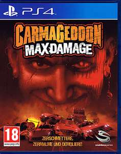 [gameware.at] [PS4] Carmageddon: Max Damage für €12,50 + €2,99 Versand