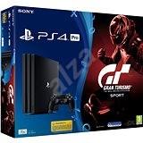 PlayStation 4 Pro 1TB + Gran Turismo Sport