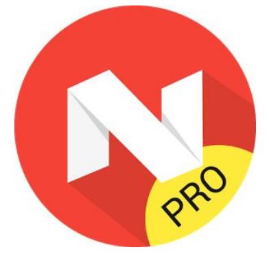 (Android) N Launcher Pro - Nougat 7.0 - GRATIS - statt 3,19 €
