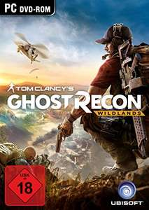 [Amazon] [PC] Tom Clancy's: Ghost Recon Wildlands
