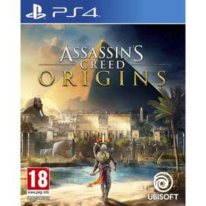 [Libro.at] [PS4/XBONE/PC] Assassin's Creed Origins zum Bestpreis von €39,99