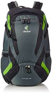 Deuter Rucksack Wanderrucksack FUTURA 28 Granite-Black @ Amazon