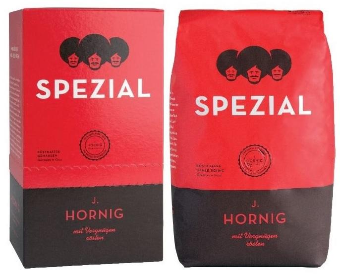 Hornig Spezial Kaffee bei Unimarkt
