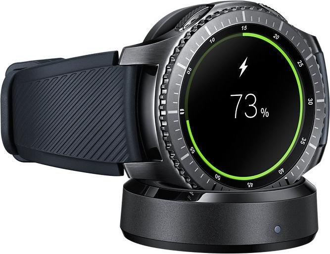 Samsung Gear S3 kabellose Ladeschale um 15 €